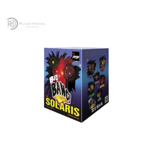 Jorge Big Bang Solaris