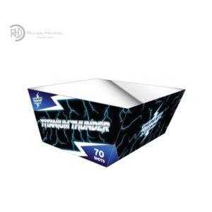 Evolution Titanium Thunder 2er