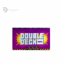 double deck purple