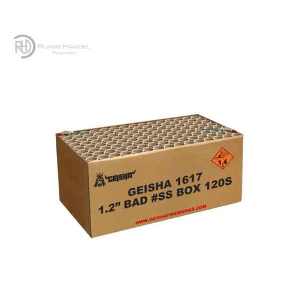 Geisha Bad Ass Box