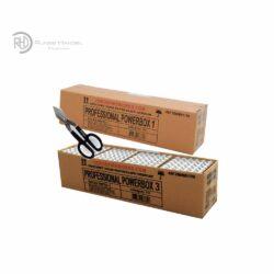 Heron Professional Powerbox 1+3 extra Gratis Drahtschere