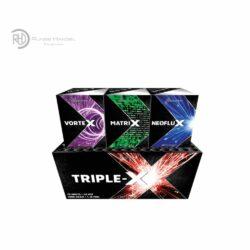 Pyrocentury Triple X