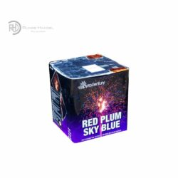 Pyrocentury Red Plum Sky Blue