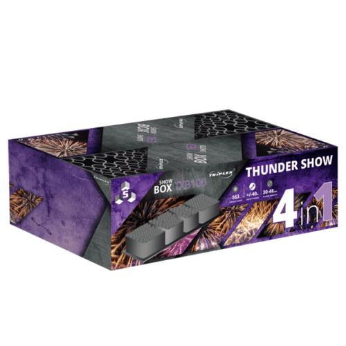 Triplex TXB 100 Thunder Show