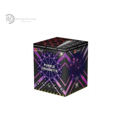 Xplode Purple Crosette