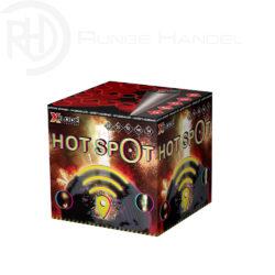 Hot Spot Fontänenbatterie